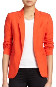 Joie Orange Blazer