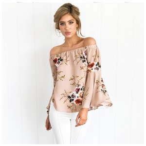 Other Top Cream & Floral