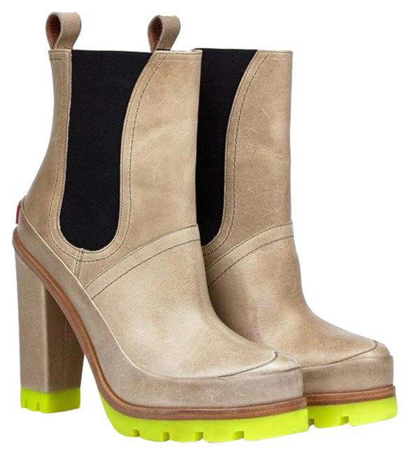 Item - Chelsea Leather Boots/Booties Size US 7 Regular (M, B)