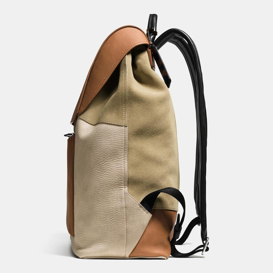 Coach Suede & Leather Backpack on Sale, 40% Off | Backpacks on Sale