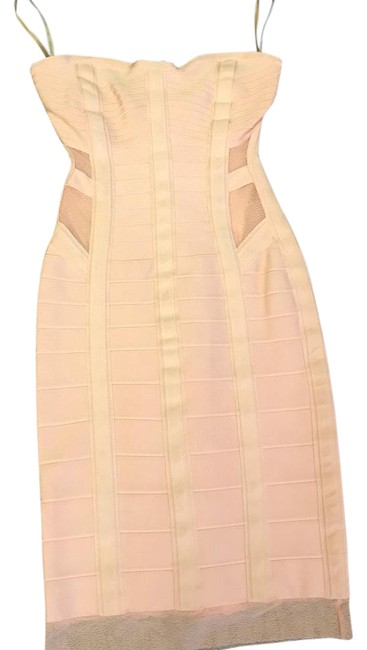 Item - Pink Limited Edition Mid-length Night Out Dress Size 0 (XS)