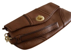 Talbots Wristlet in tan