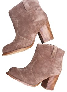 Splendid Suede Ankle Boots