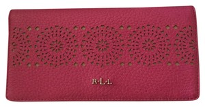 Ralph Lauren Littlebury Slim Wallet