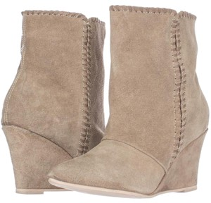 Charles by Charles David Beige Boots
