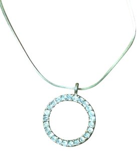 Other Rhinestone pendant necklace
