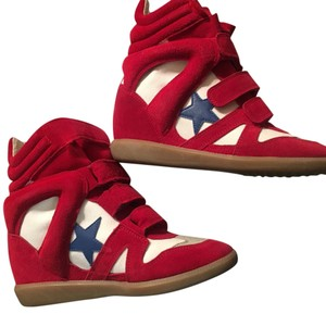 Isabel Marant Red Athletic