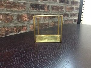 Gold Framed Boxes: Small (set Of 6)