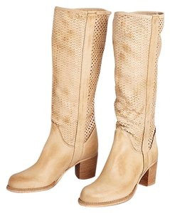 Anthropologie Nude Boots