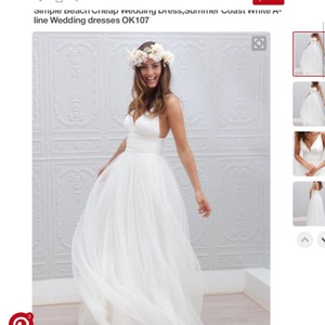 Midsummer Night's Dream Wedding Dress