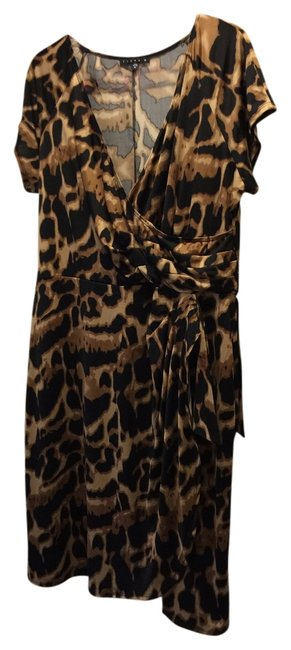 Preload https://item1.tradesy.com/images/tiana-b-leopard-pattern-browns-blacks-and-tan-no-knee-length-workoffice-dress-size-20-plus-1x-2140210-0-0.jpg?width=400&height=650