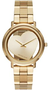 Michael Kors Michael Kors Women's Jaryn Gold-Tone Two-Hand Watch MK3623