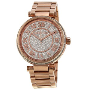 Michael Kors Michael Kors Women's Rose Gold-Tone Skylar Watch MK5868