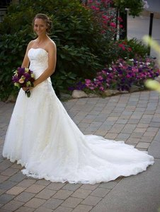 Maggie Sottero Magie Sottero Ball Gown Wedding Dress