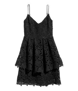 H&M Lace Short Dress