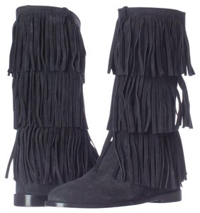 Alice and Olivia Black Boots