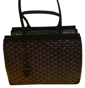 Goyard Tote in Black