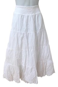 Style & Co Skirt white