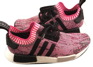 adidas pink and black Athletic