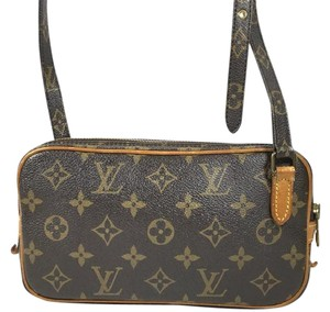 Louis Vuitton Marly Lv Crossbody Monogram Marly Shoulder Bag