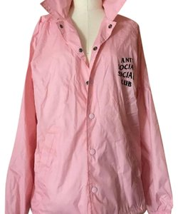 Anti Social Social Club pink Jacket