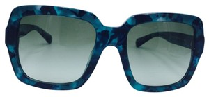 Dolce&Gabbana Marvelous Turquoise Green Marble Squared Sunglasses 4273 29118E
