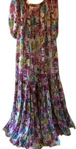 Mix of colors Maxi Dress by Dolce&Gabbana