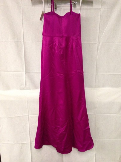 Dessy Persian Plum Polyester Bridesmaid/Mob Dress Size 8 (M) Image 1