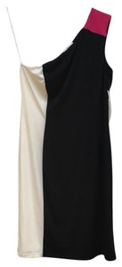 Maggy London Maggy Bodycon One Colorblock Cocktail Dress