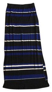 Club Monaco Maxi Skirt Multi