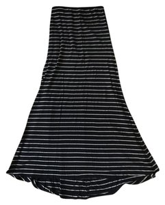 Ralph Lauren Maxi Skirt Navy