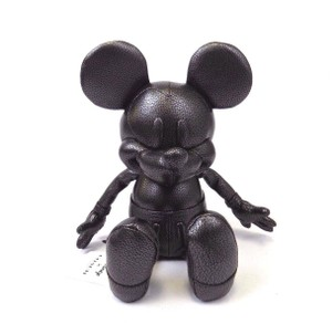Coach BRAND NEW COACH DISNEY (F59151) MICKEY MOUSE LEATHER COLLECTIBLE DOLL