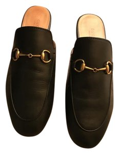 Gucci Princetown Loafer Black Mules