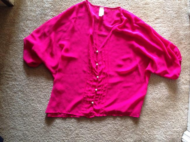 Tini lili (bought at boutique) Top Hot pink