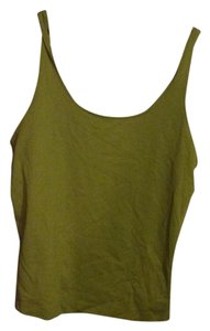 Chico's Top lime green