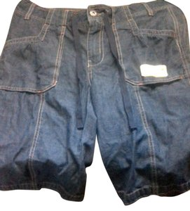 Lee Bermuda Shorts Blue
