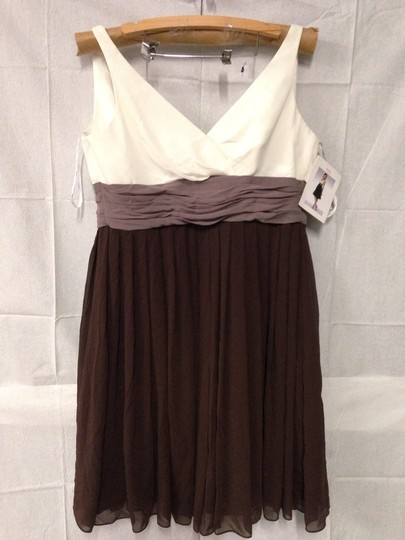 Preload https://img-static.tradesy.com/item/2140609/wtoo-offwhitelight-browndark-brown-bridesmaidmob-dress-size-14-l-0-0-540-540.jpg