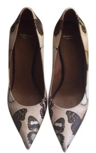 Givenchy Leather Multi-Taupe Pumps