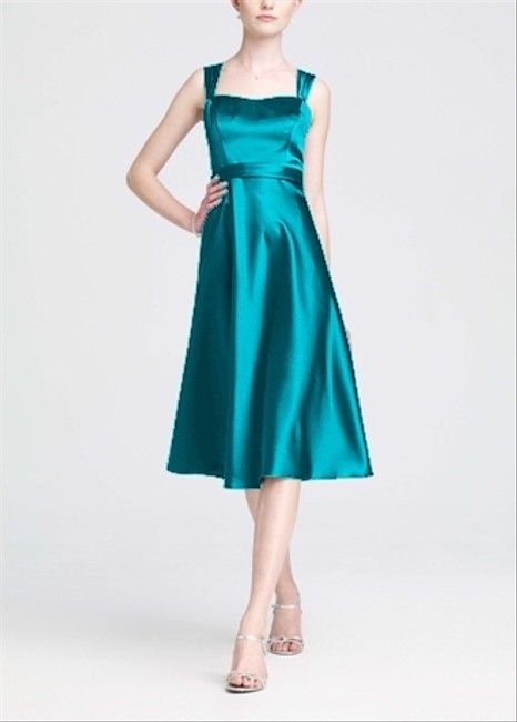 Item - Jade Polyester F14556 Traditional Bridesmaid/Mob Dress Size 2 (XS)