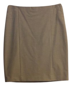The Limited Skirt Tan
