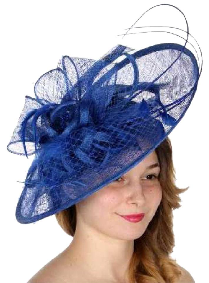 46c137a2dc2 Wedding fascinator Hat New Kentucky Derby Hat Dressy Wedding Hat fascinator  Hat Church Hat Image 0 ...
