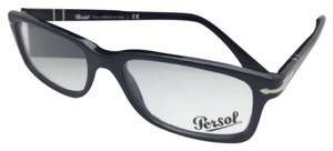 d98ae3966c Persol New PERSOL Rx-able Eyeglasses 3130-V 95 54-18 145 Shiny