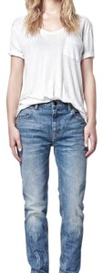 Alexander Wang Boyfriend Cut Jeans-Medium Wash