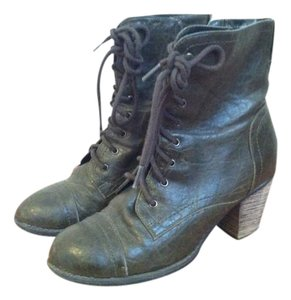 Diba Olive Green Boots