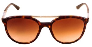 Giorgio Armani NEW Giorgio Armani AR8051 Brown Wired Aviator Sunglasses