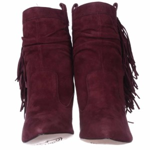 Jean-Michel Cazabat Red Boots
