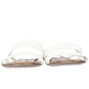 Via Spiga White Sandals
