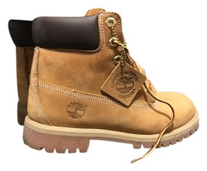 Timberland 7 Suede Tan Boots