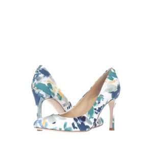 Ivanka Trump Blue Pumps