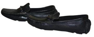Cole Haan Size 9.5 Leather black Flats
